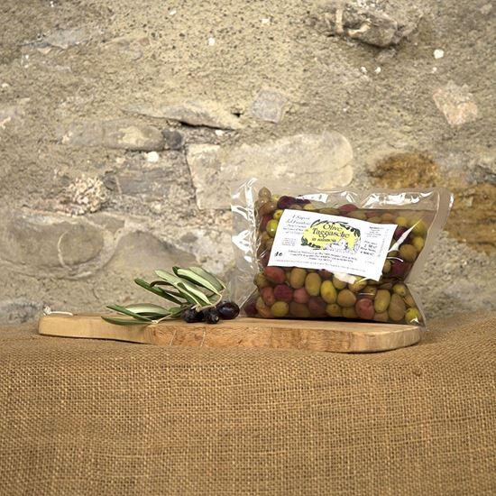 Bild von Olive Taggiasche in Salamoia