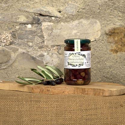 Bild von Olive Taggiasche Snocciolate in Salamoia