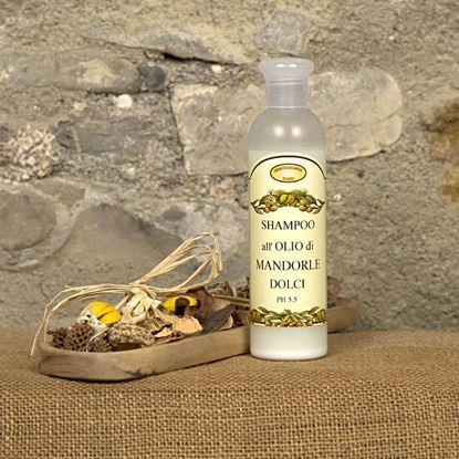 Bild von Shampoo all'olio di Mandorle Dolci