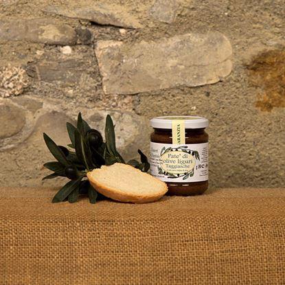 Immagine di Patè di Olive Liguri Taggiasche