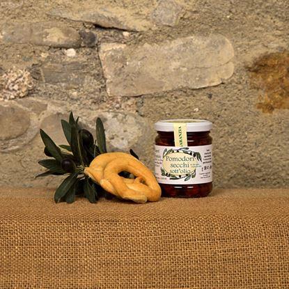 Immagine di Pomodori Secchi sott'olio
